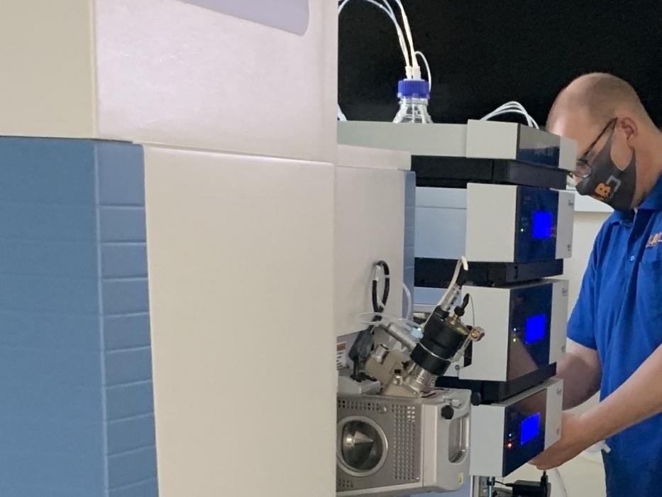 Successful installation Thermo Scientific